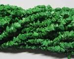 Färgadde stenchips grön
