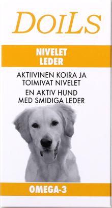 Oljan för din hund eller katt!