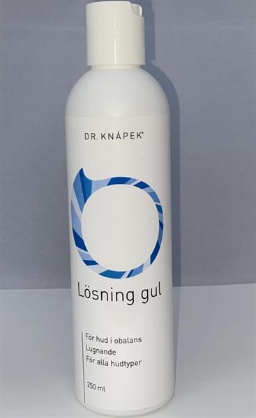 Lösning Gul - 250 ml