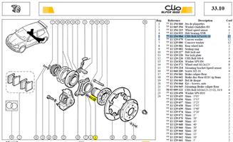 VIS CHC 7X100 LG:50CL:12.9 - CHS Bolt M7x100-50