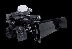 Click'n Go komplett snøskjærpakke ATV