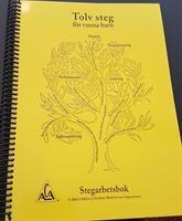 De tolv stegen för vuxna barn - Stegarbetsbok