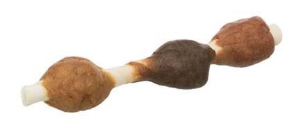 Denta Fun Chicken Duck kebab 12cm 4-p