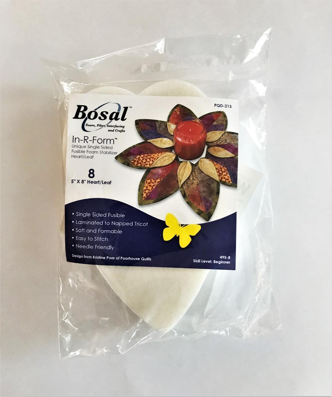 Bosal In-R-Form, Heart/Leaf