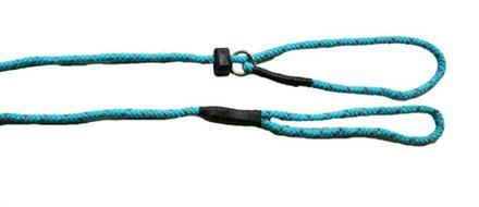 Retrieverkoppel Reflex Azurblå 200cm