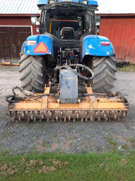 Mitt traktor år 2020 del 1