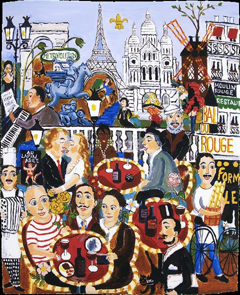 Pariserliv