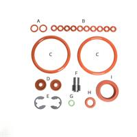 JURA O-ring set compleet voor types C-E-F-S