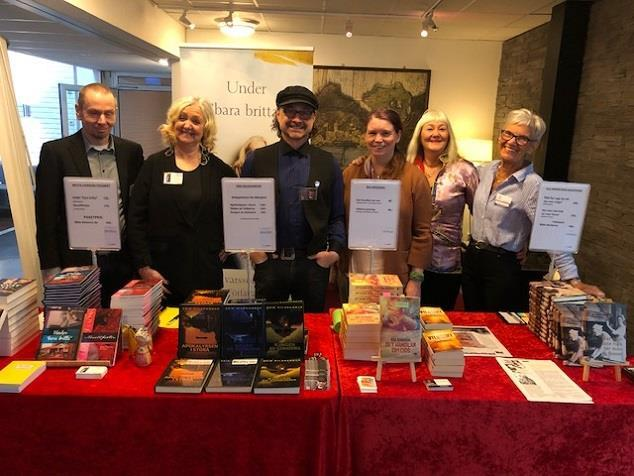 Micael Lindberg, Britta Ivarsson Possnert, Erik Nilshammar, Åsa Ringdahl, Carina Aynsley, Ulla Englsperger