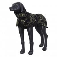 Hundtäcke Comfy Pilé Kamoflage/Grön 35cm