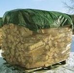 TØRR BJØRKEVED   (1 000 litersekk)