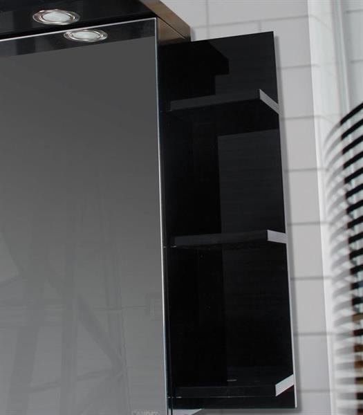 Sidohylla för skåp eller spegl