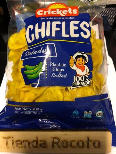 Chifles Salados, 200g