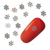 KN- THIN Snowflake SILVER / Christmas