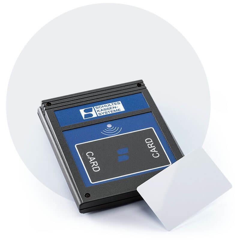 Schultes RFID-lähilukusiru