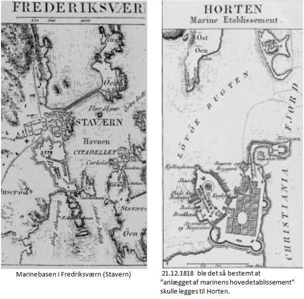 Fredriksvern og Horten Marinestasjon