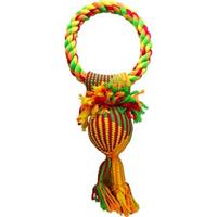 Threads Squeaky Boll & Ring -