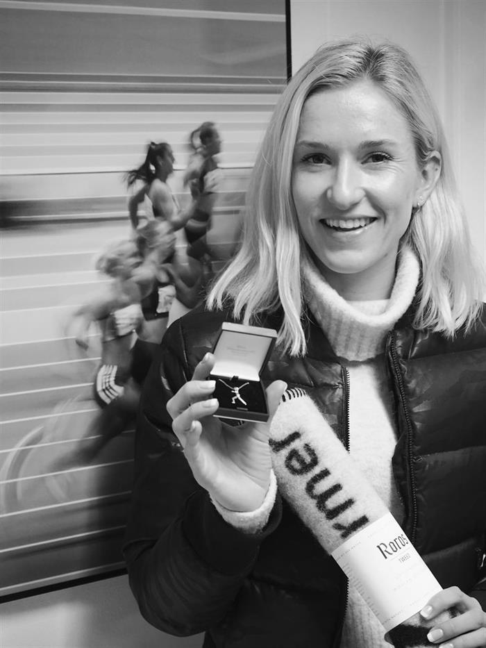 Grøvdal slo Grete Waitz sin 38 år gamle rekord