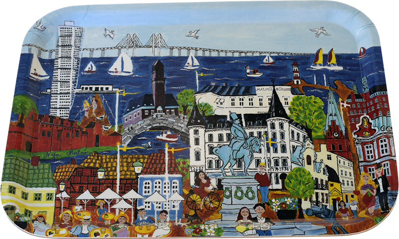 Bricka Malmö