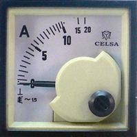 EQ48n 300V Scale 0-125% UE vihreä kaari 90-110%UE IP-54