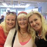 Ann Hugosson, Carina Aynsley, Rose Tillberg Mattsson