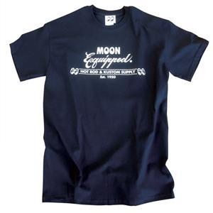 Moon t-shirt Equipped