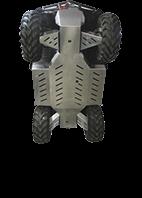 Bukbeskyttelse C FORCE 450, Aluminium