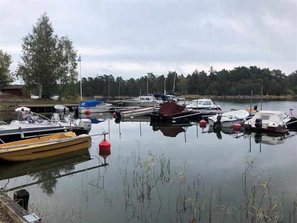 Båtplatserna