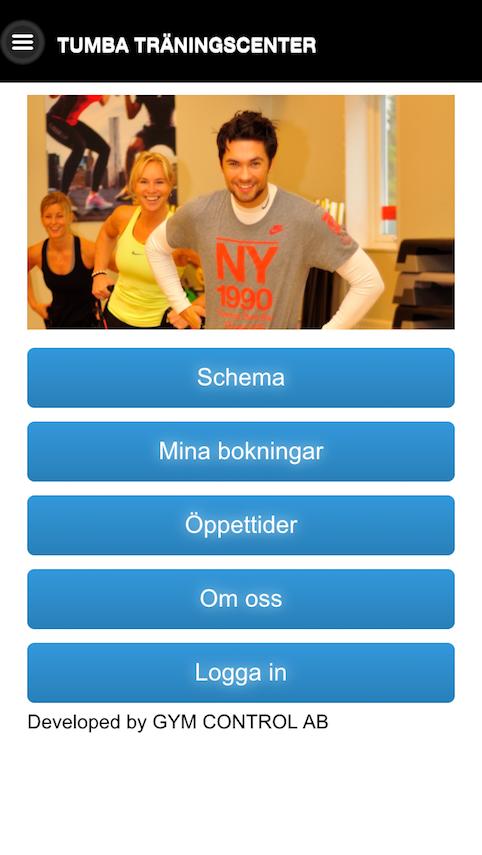 App till din smartphone eller surfplatta.
