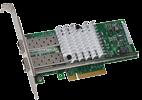 Sonnet 10Gb 2 kanals PCI-e kort SFP+
