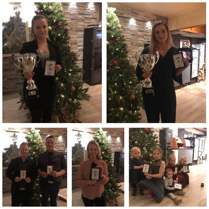 Alida og Lene vant de gjeveste prisene!