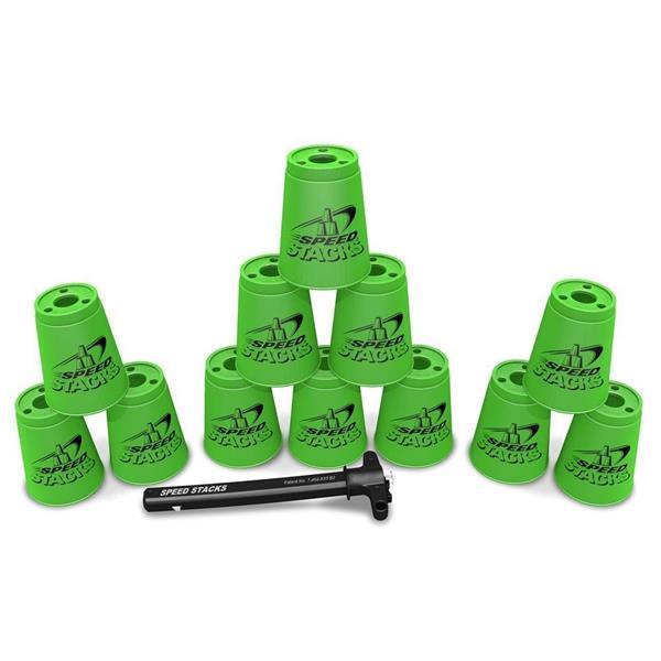 Speed Stacks - Kopper grønn