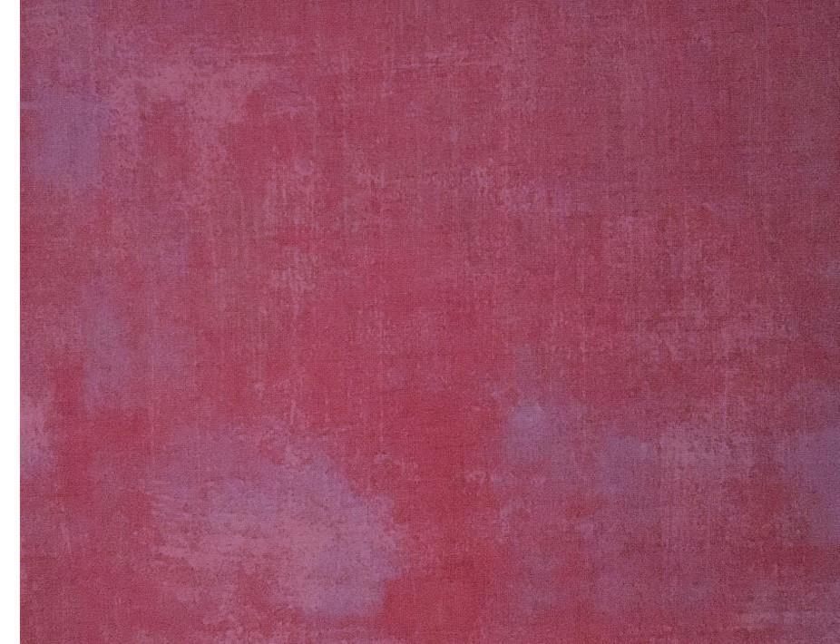 Rød m/ grå innslag