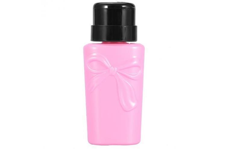 DM- Liquid Pump Bow pink