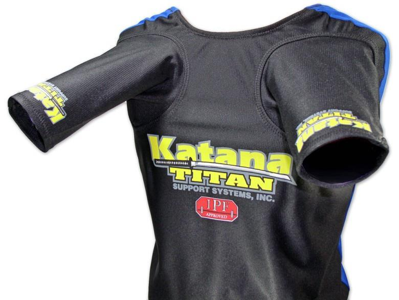 Titan Katana AS, 36