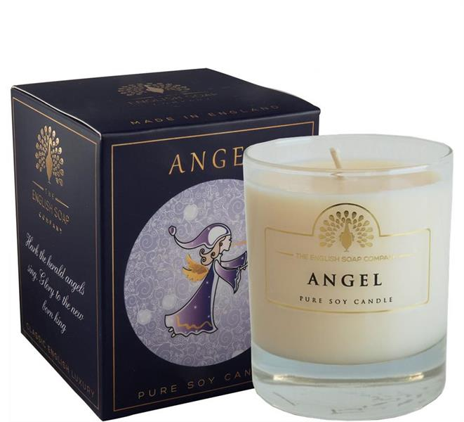 Pure Soya Candle 170 g Angel