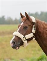 Grimma Nylon Med Ludd Natur Ponny