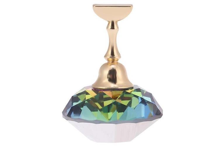 BL- Crystal 5 tip holder with Rainbow diamond foot