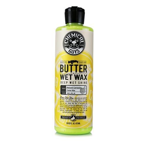 Chemical Guys Butter Wet Wax 475ml