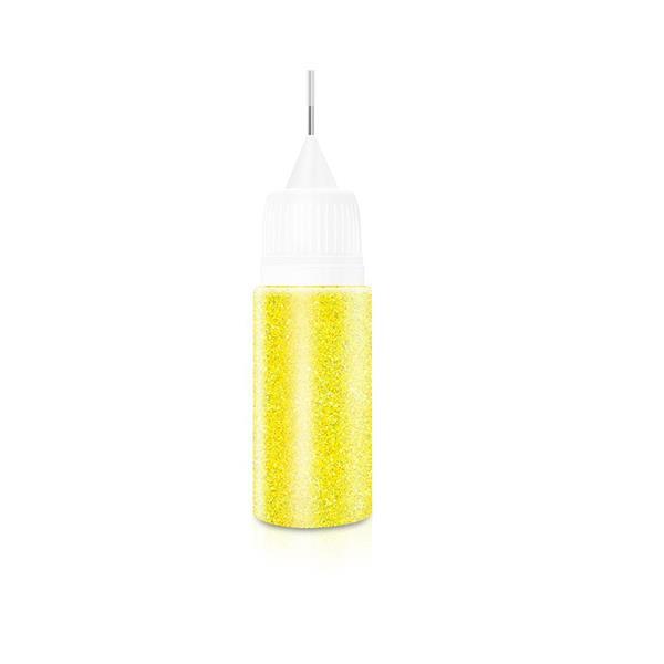 KN- Glitter Bottle #3 Yellow