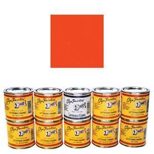 1-Shot orange