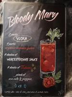Bloody Mary, peltitaulu