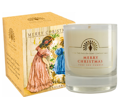 Pure Soya Candle 170 g A Victorian Christmas