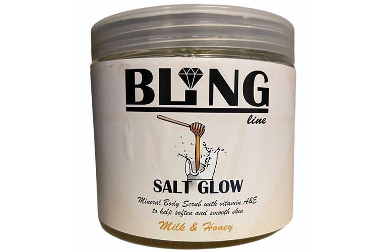 BL- Scrub Milk & Honey 16oz