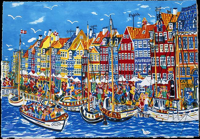 Välkommen till Nyhavn