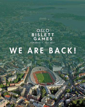 Bislett Games 2021