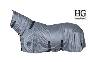 Flugtäcke HorseGuard Grå 95