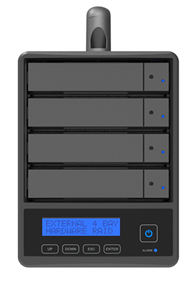 Stardom RAID 16TB m/ USB3.1