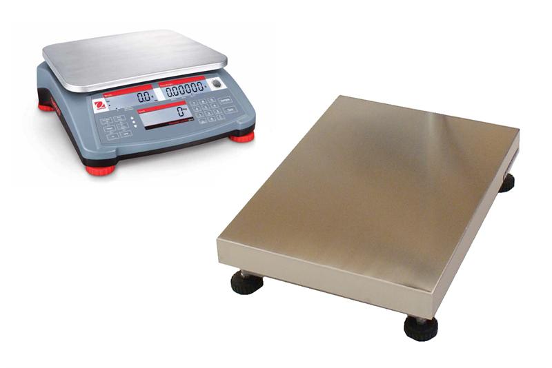RC 4000 3kg + Bänkvåg 60kg