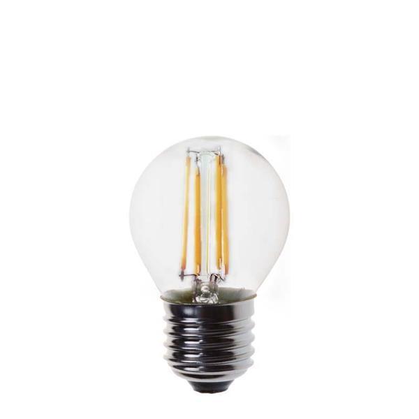 E27 4W LED-POLTTIMO